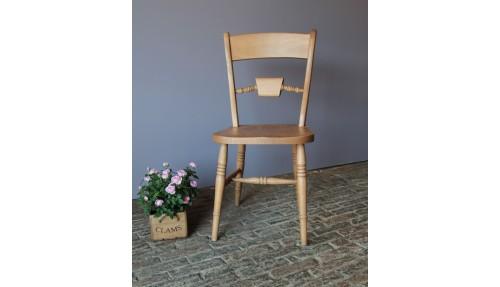 'Bar Back' Beech Chair