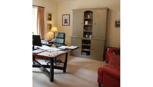 'Custom Design' - Painted Pine  Dresser / Office Storage Unit
