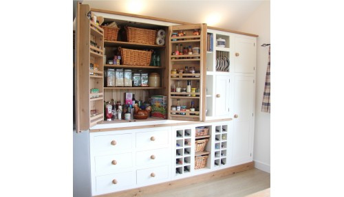 'Custom-Design' Kitchen Unit