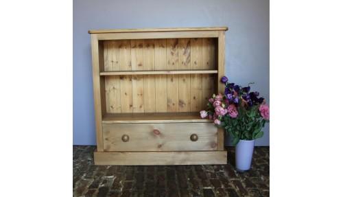 'Shaker' Pine Bookcase