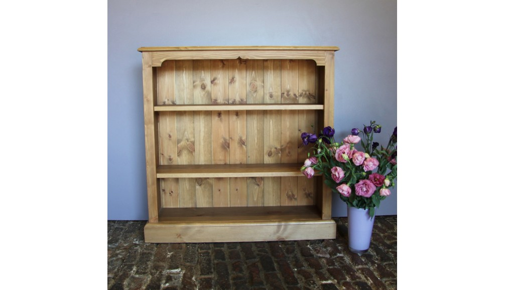 Solid Wood Pine Bookcases