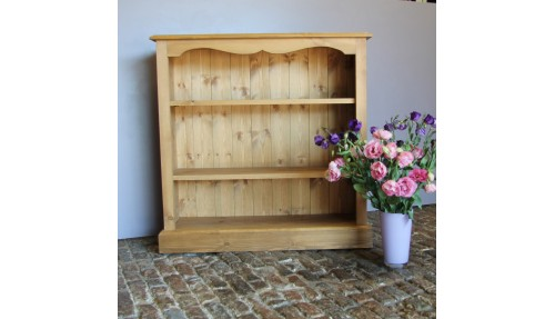 'Country' Pine Bookcase