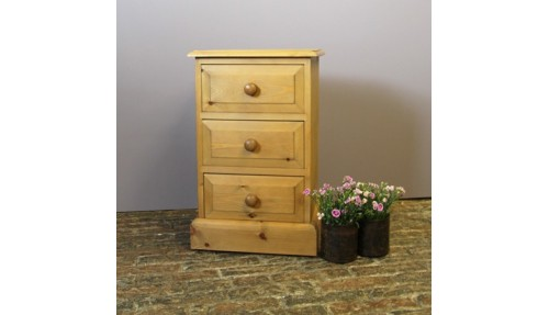'Edwardian' Bedside Cabinet