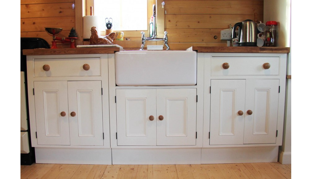 Custom-Design\' Kitchen Units with Provisions Cupboard