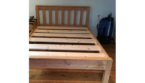 Slatted Bed - Vertical Slats