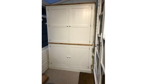 'Custom made' Cupboard Unit