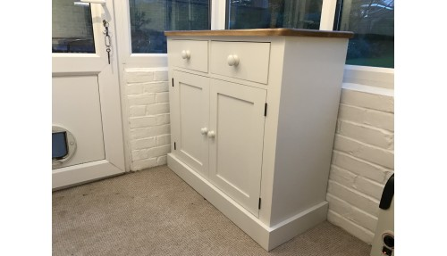 'Custom made' Shaker Style Sideboard