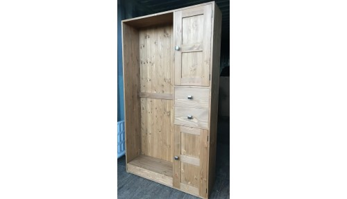 'Custom Design' Bookcase / Storage Unit