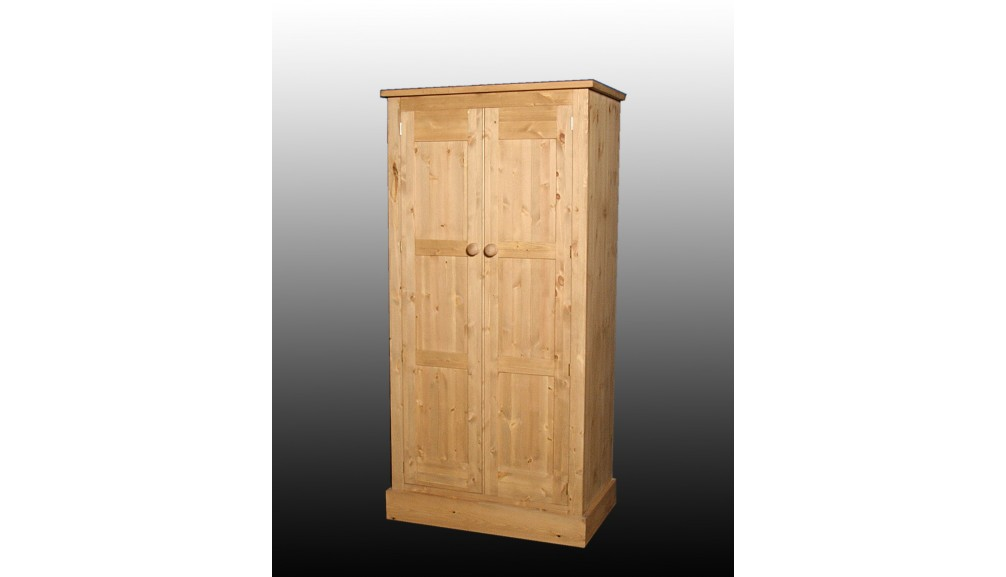 picture furniture antique wardrobe painted pine farmhouse vintage door of
