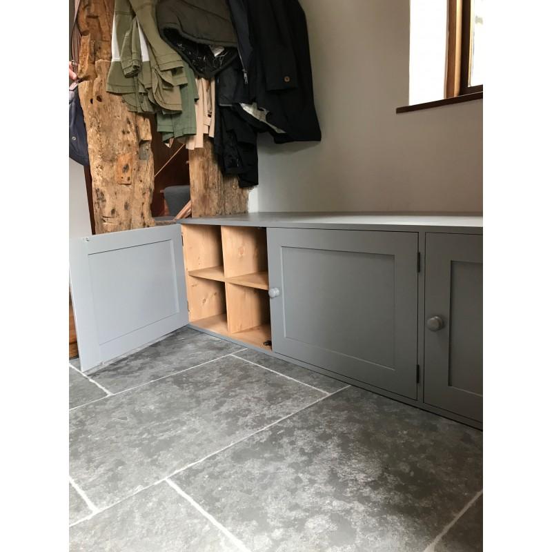 'Custom Design' Hall Storage Unit